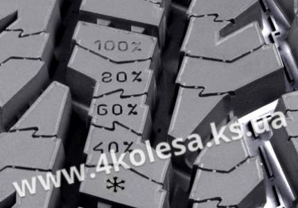 Признаки износа шин