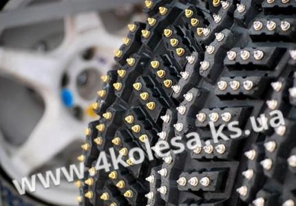 Разновидности шипов для зимних шин