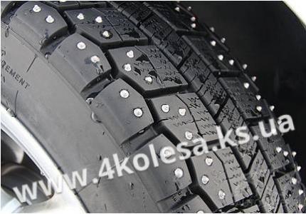 Преимущества и недостатки шипованных шин