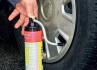 Шинные герметики для ремонта колес